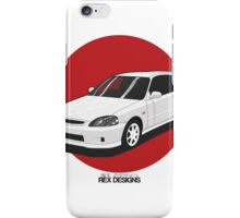 Civic EK iPhone Case/Skin