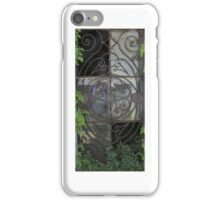 Argentina Sculptural Architecture Photographed by artist Janai-Ami iPhone Case/Skin