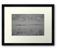 five thousand four hundred and five miles, seven hundred and something days Framed Print