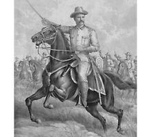 Colonel Roosevelt Leading Troops by warishellstore