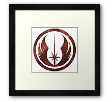 The Jedi Order Framed Print