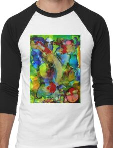 Exotic Fruit Men's Baseball ¾ T-Shirt