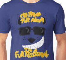 I Am A Trained Furfessional Unisex T-Shirt