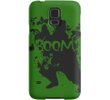 Boom  Samsung Galaxy Case/Skin