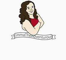Emma The Adventurous Portrait Unisex T-Shirt