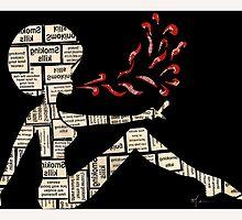 'Smkin' Kills'_1_print [partB] by nATH mANN