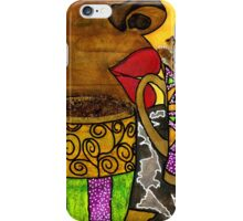 I'll Take Three Cups of Java Please iPhone Case/Skin