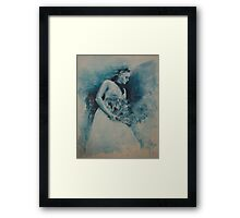 flamenco 2 Framed Print