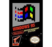 NES Windows95 Photographic Print