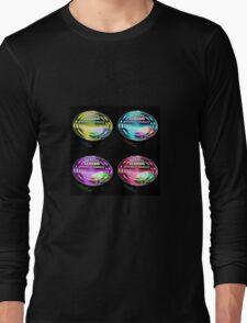 Pie Art  Long Sleeve T-Shirt