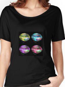 Pie Art  Women's Relaxed Fit T-Shirt