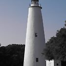 Ocracoke Lighthouse by SilverLilyMoon