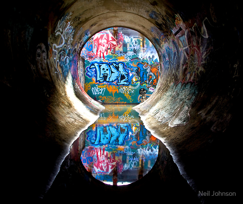 4th Dimension by Neil Photograph