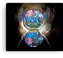 4th Dimension Canvas Print