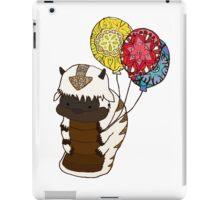 Appa tied to Balloons iPad Case/Skin