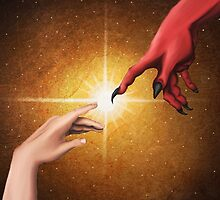 The Creation of Dragon by mollylee