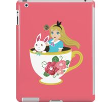 Teacup Ride iPad Case/Skin