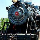 Great Western 90 Locomotive by Susan Savad