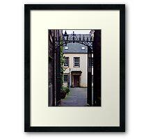 Oliver & Boyd Framed Print