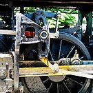 Great Western 90 Wheel Close by Susan Savad