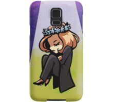 "Scully ""Sure. Fine. Whatever."" Samsung Galaxy Case/Skin"