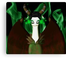 Queen of the Moors Canvas Print
