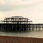 West Pier Brighton by cherryannette