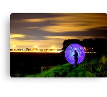Off In The Distance Canvas Print