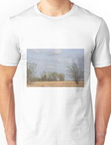 Kansas Colorful Countryside Unisex T-Shirt