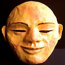 Mask of Serene Joy by bhutch7