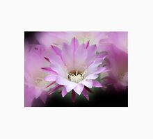 Pink Cactus Flower in the Rain #2 T-Shirt