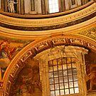 St. Peter's Vatican PhotoSketchBook 2-12 by beeden