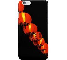 Chinese Lanterns  iPhone Case/Skin