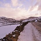 Lakeland Snow by Julie Lunan