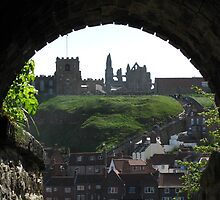 Whitby  by eastermoon