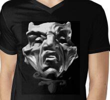 mysterious stranger Mens V-Neck T-Shirt