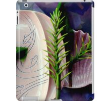 A Bit Shell-Fish iPad Case/Skin