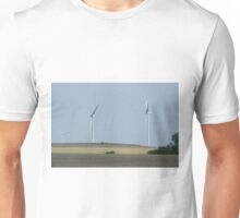 Kansas Country Electric Windmill's Unisex T-Shirt