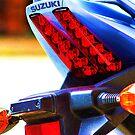 Blue Bike by bygeorge