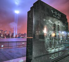 911 Memorial by Peter Bellamy
