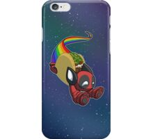 Nyan Deadpool Taco Cat iPhone Case/Skin