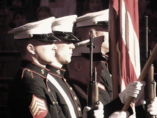 Marines Rodeo Start by dairydor