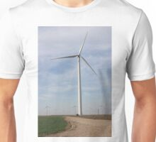 Giant Windmills in the SKY Unisex T-Shirt