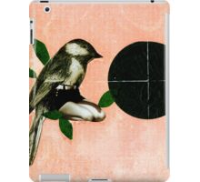 waiting for the night iPad Case/Skin