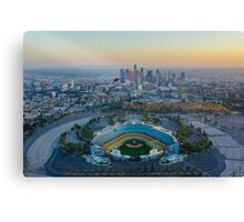 DodgerTown Canvas Print