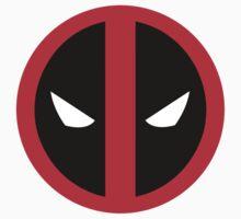 deadpool logo Kids Clothes
