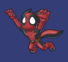 Deadpool Kitty (Sans Text) by NeroStreet