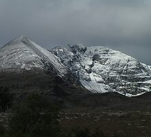 An Teallach - Scottish Highlands by Kat Simmons