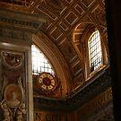 St. Peter's Vatican PhotoSketchBook 8-12 by beeden