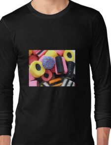 Liquorice Allsorts - You May Take One! Long Sleeve T-Shirt